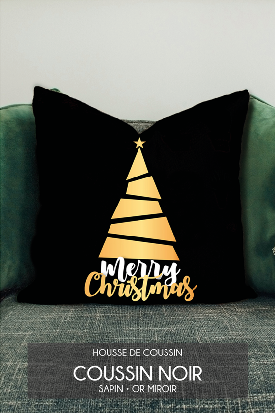 Coussin • Sapin