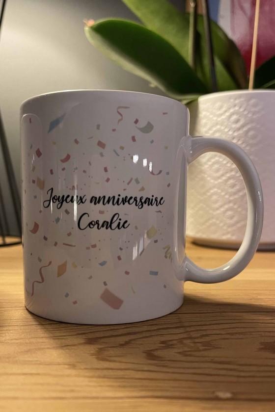 Mug • 40 ans
