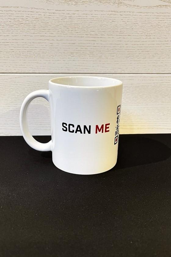 Mug • scan Me if You can