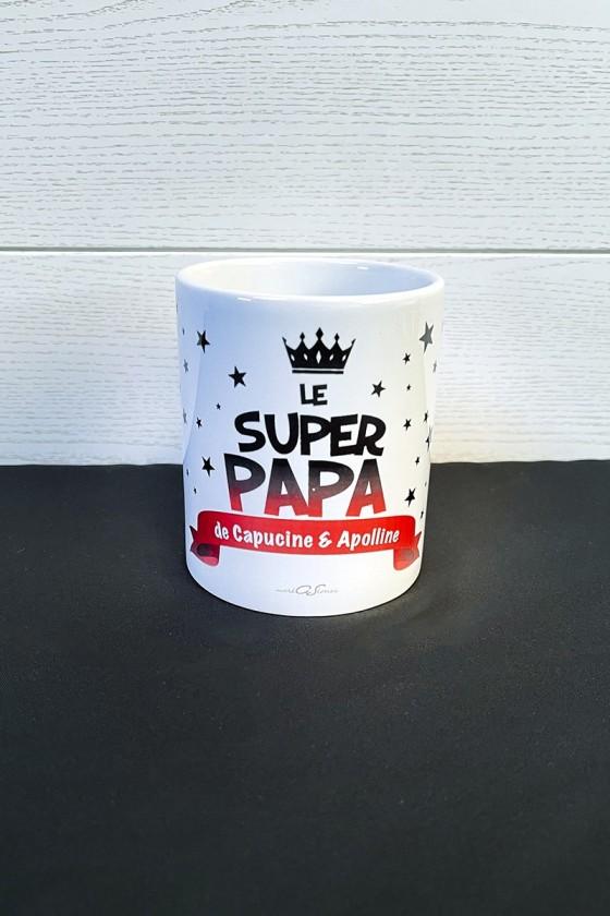 Mug • Le Super Papa de…