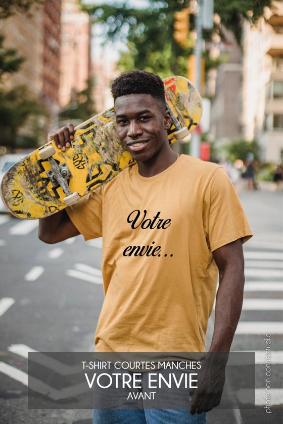 T-shirt • Votre envie…