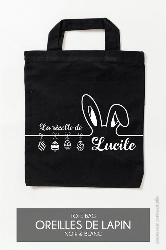 Tote Bag • Oreilles de lapin