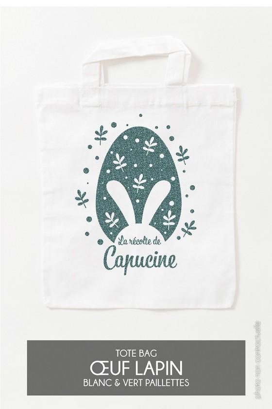 Tote Bag • œuf  Lapin