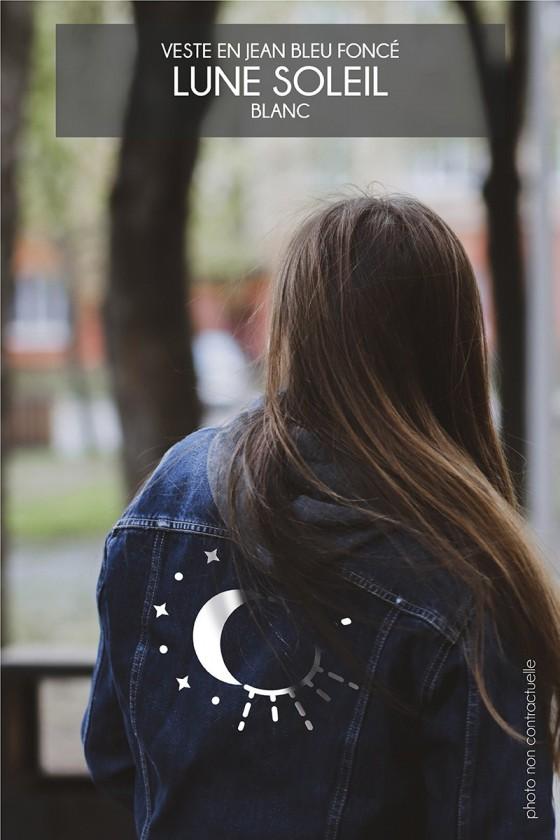 Veste en Jean • éclipse