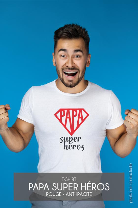 Papa Super Heros